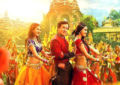 Jackie Chan does Bollywood style song for Kung Fu Yoga