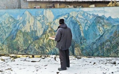 Chinese Artist Tian Xuesen Finds Inspiration and Self-realization in Mountain Seclusion