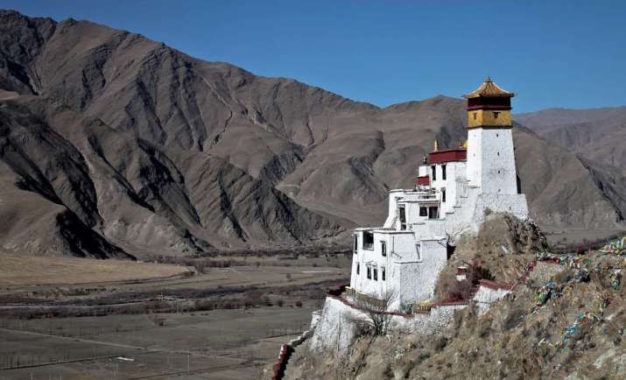 China Allocates US$1.5 Million to Renovate Tibet's Oldest Palace