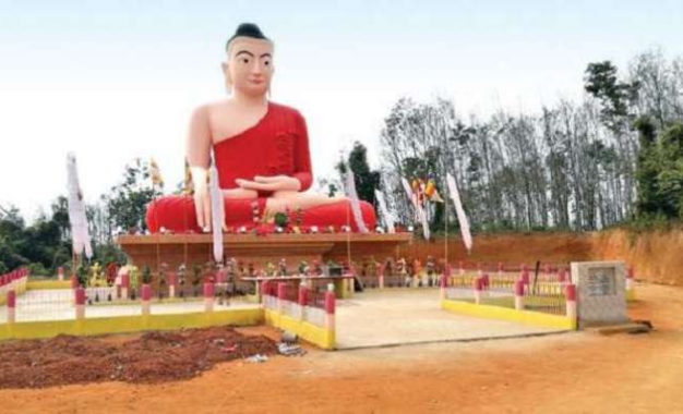 New 45-foot Buddha Statue in Bangladesh a Symbol of Communal Harmony