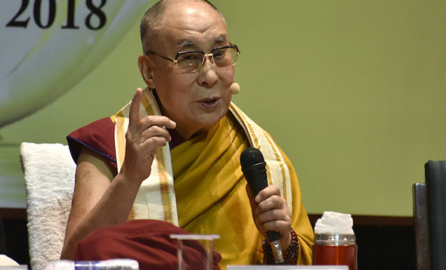 Six Million Tibetans, India is their Spiritual Home: His Holiness the Dalai Lama in Delhi,