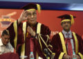 His Holiness the Dalai Lama Addresses Convocation of Lal Bahadur Shastri Institute of Management
