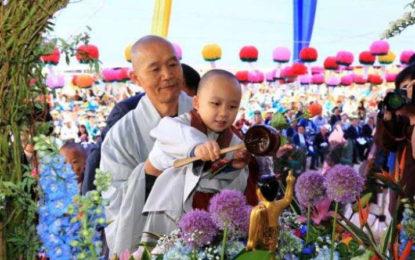 South Korea , North Korea Celebrate Vesak With Joint Prayer