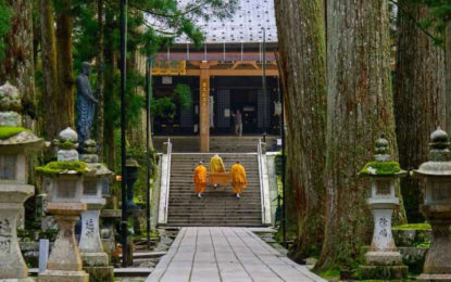 Japanese Monk Sues Buddhist Temple Over extra Workload