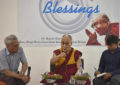 Fwd: World needs India's culture of religious tolerance, karuna, mind training: His Holiness the Dalai Lama