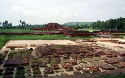 Archaeological Survey of India to Develop Vikramshila Buddhist University Archaeological Site