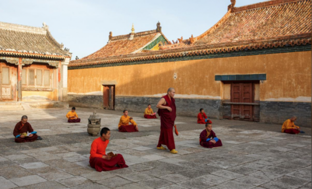 Challenges Ahead for Millennial Monks Revitalizing Mongolia's Ancient Buddhist Tradition