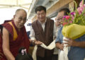 His Holiness the Dalai Lama Leaves for Europe