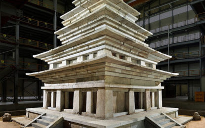 South Korea Unveils Restored 1,300-year-old Buddhist Pagoda