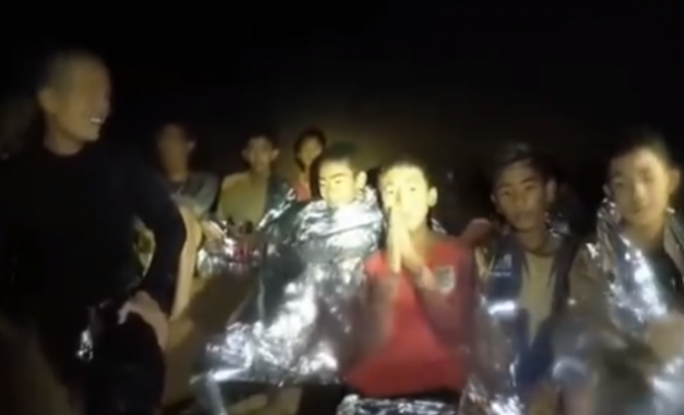 Thai Cave Rescue, Reports Suggest Buddhist Meditation Helped Trapped Boys Survive their Ordeal