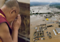 Dalai Lama Extends Condolences to Japan for Loss of Life in Catastrophic Floods