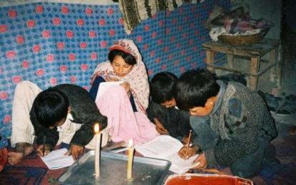 Repurposed Japanese Temple Candles Provide Light for Underprivileged Children
