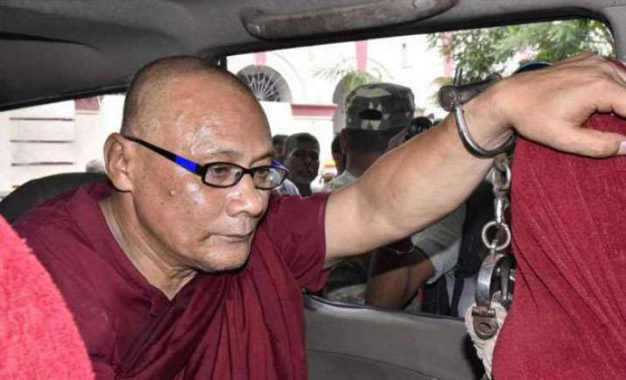 Buddhist Monk Arrested in Bodh Gaya for Alleged Physical and Sexual Abuse of 15 Novice Monks