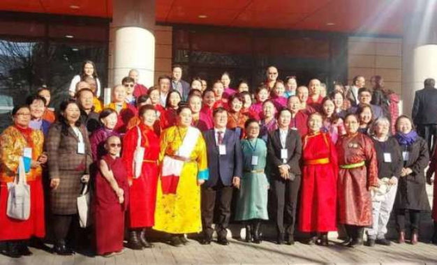 Fourth International Conference of Buddhist Women Held in Mongolia