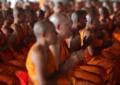 Senior Thai Monks Must Declare Assets According to New Regulation