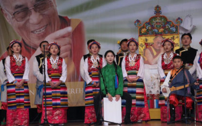 29th Anniversary of Nobel Peace Prize to His Holiness the Dalai Lama in Switzerland