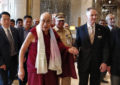 His Holiness the Dalai Lama arrives on three-day visit to Mumbai