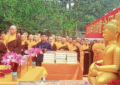 Chinese Monks Walk from Nepal to Bodh Gaya in Gesture of Ecumenism