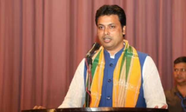 IBC members met CM Biplab Deb on setting up Buddhist University