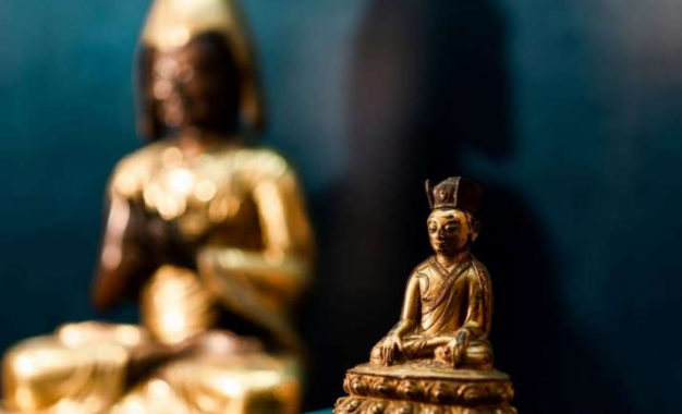 Ekaterinburg Museum of Fine Arts Hosts Exhibition of Buddhist Art