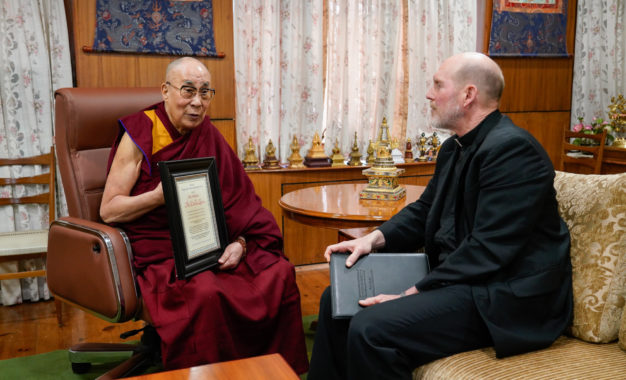 2019 Pacem in Terris Peace and Freedom Award Conferred on His Holiness the Dalai Lama