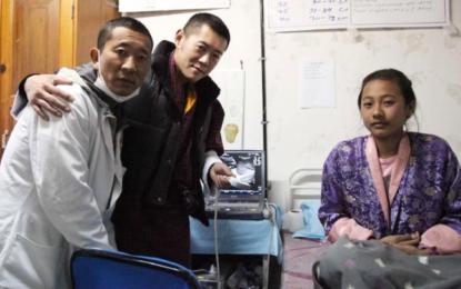 Bhutan's Prime Minister Praise for Continuing to Practice Medicine