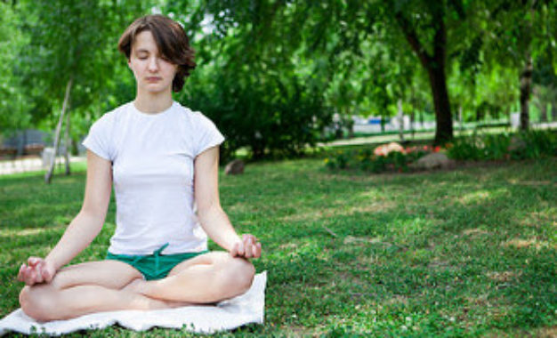 Meditation is a mental gymnasium