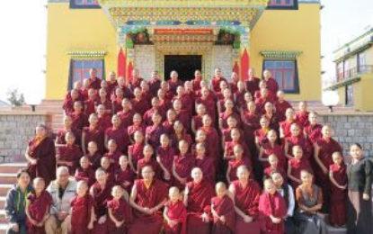 Buddhist Nuns Activites