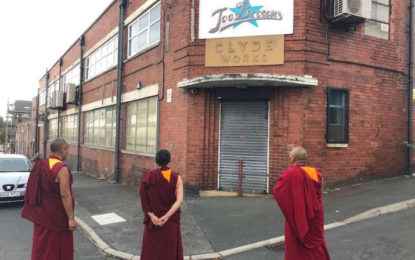 Jamyang Buddhist Centre to Open 3,000-square-meter Buddhist Community Center in the British City of Leeds