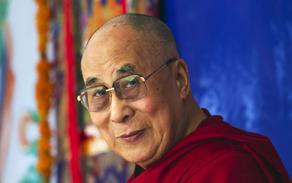 The relevance of His Holiness the Dalai Lama