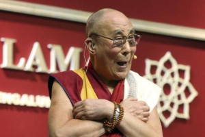 dalai lama going to us