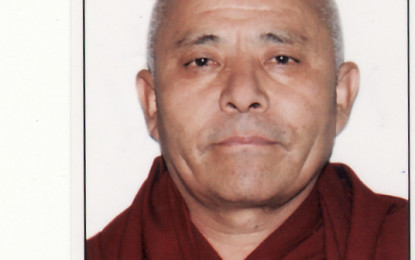 ACHARYA YASHI PHUNTSOK MP TIBETAN PARLIAMENT IN EXILE