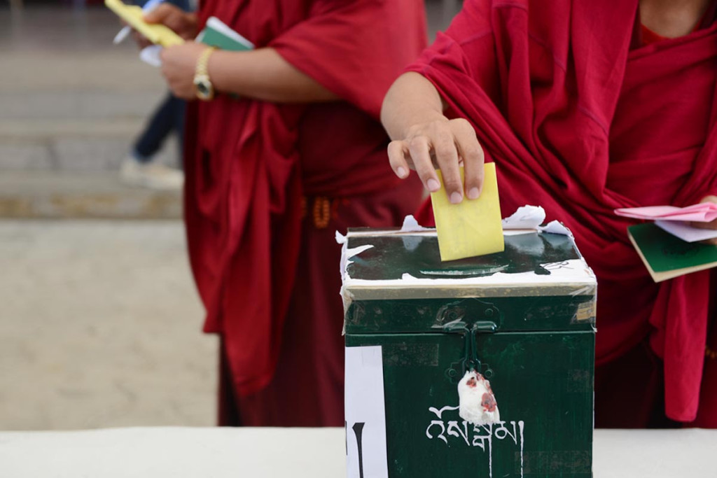 Exile Tibetan election 2016 final results.