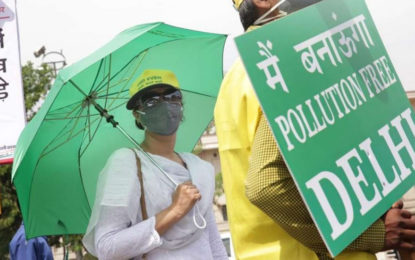 India home to four of five cities ranked worst for air pollution