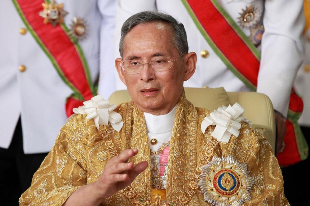 Thailand's King Bhumibol Adulyadej was the world's longest-reigning monarch.