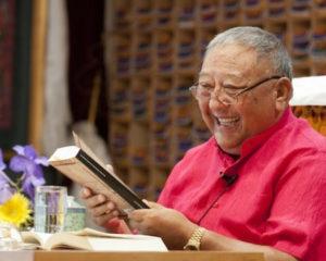 Respected Tibetan Teacher Kyabje Gelek Rinpoche Dies
