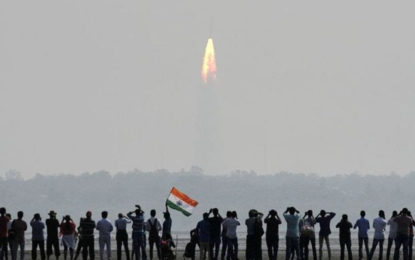 India puts record 104 satellites into orbit