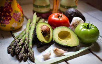 Healthy Diets are also Healthier for the Environment