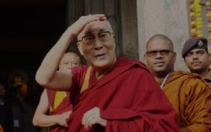 Dalai Lama cancels all major schedules overseas for 2018