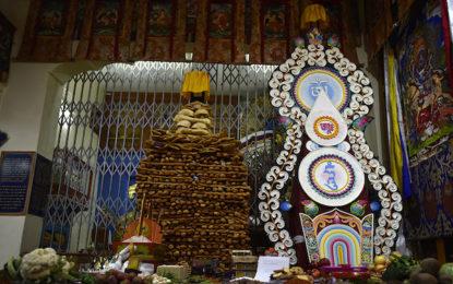 Dharamshala Celebrates Tibetan New year (Losar – Year of the Earth Dog)