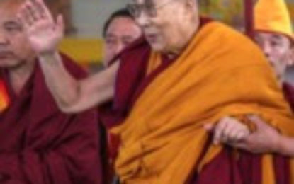 The Coming Fight for the Dalai Lama's Soul