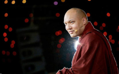 Karmapa donates to help fight coronavirus pandemic in India