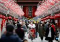 Japan Expands State Of Emergency as covid 19 cases rise