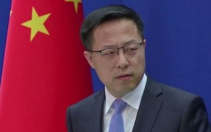 Urge India to refrain from complicating situation along border, says China