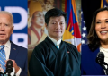 Sikyong congratulates US President Joe Biden and Vice President Kamala Harris on inauguration