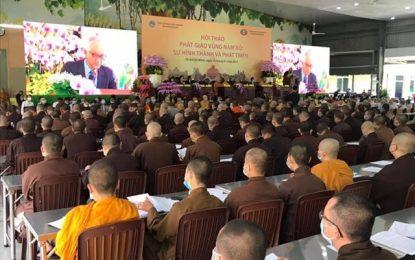 Buddhism contributes to Việt Nam'ssocio-economic development