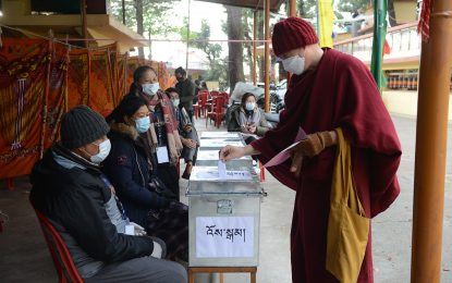 Tibetan Elections: Preliminary round results and fallout
