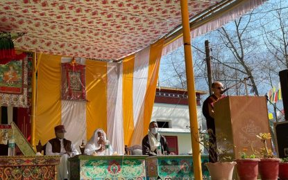 All Religions Prayer for World Peace and Special Talk on Inter-religious Harmony
