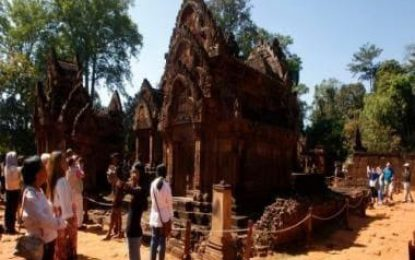 Cambodia's Angkor temple complex to remain shut till 20 April